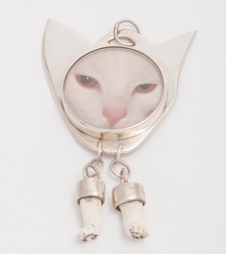 Kat Luna hanger | Sieraad - Belinda Brama