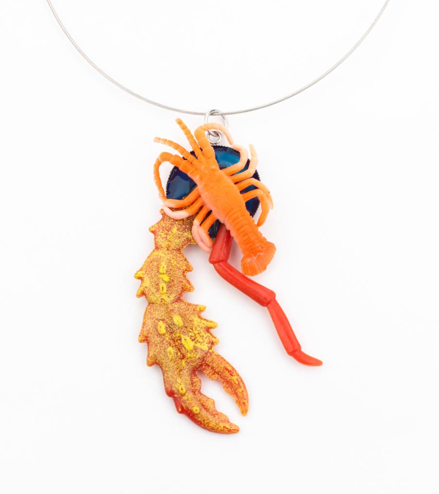Lobster - hanger | Sieraad - Belinda Brama