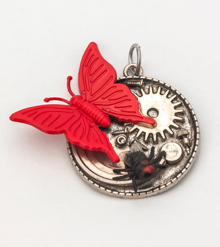 Butterfly - hanger | Sieraad - Belinda Brama