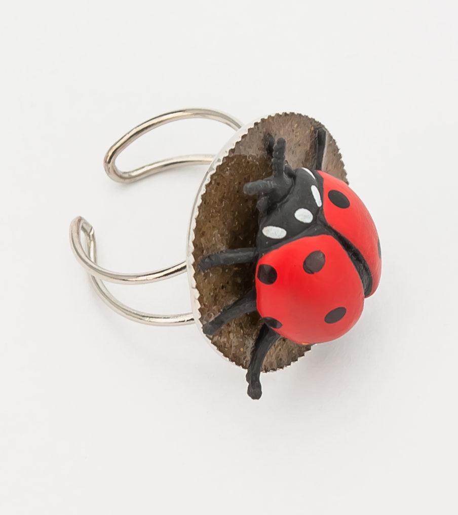 Ladybug - ring | Sieraad - Belinda Brama