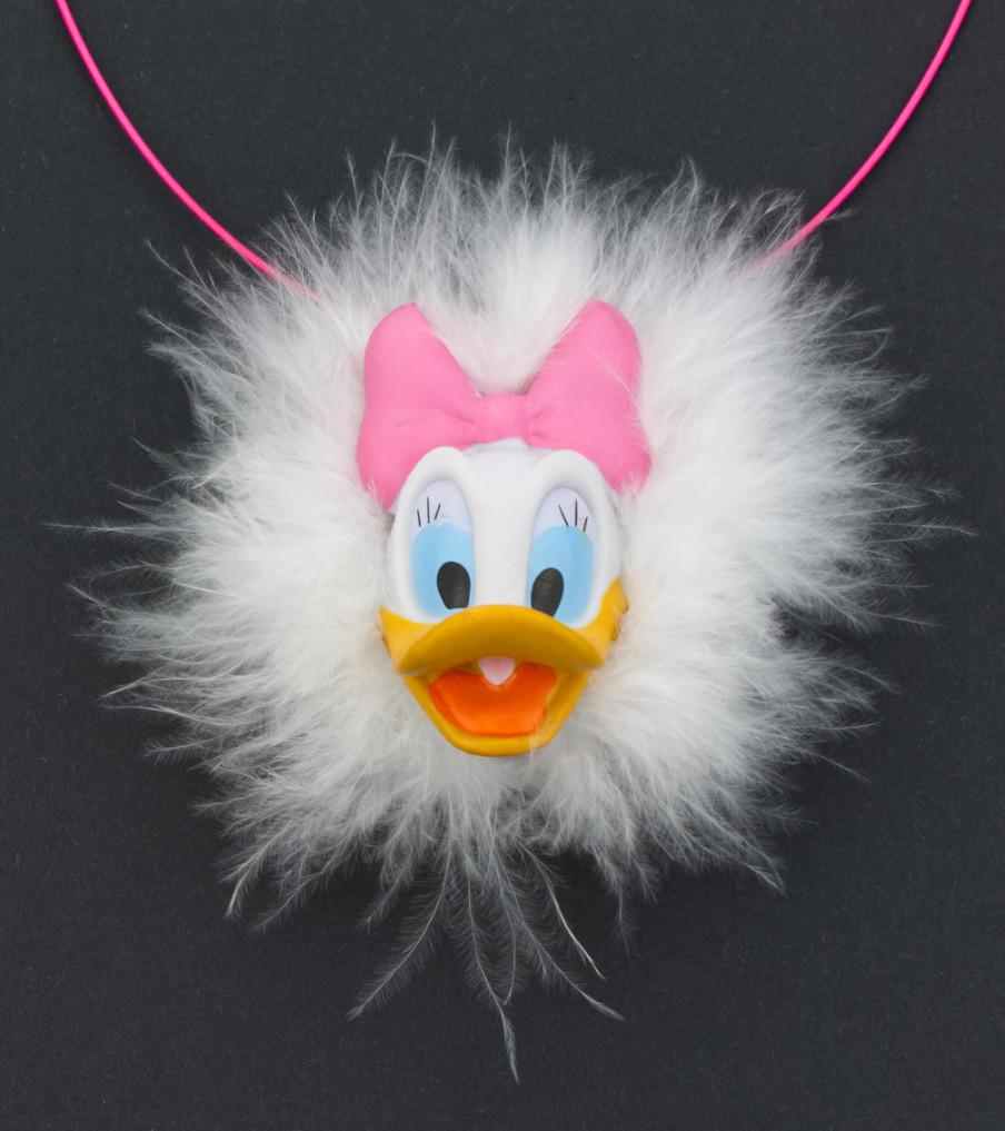 Daisy Duck - hanger | Sieraad - Belinda Brama