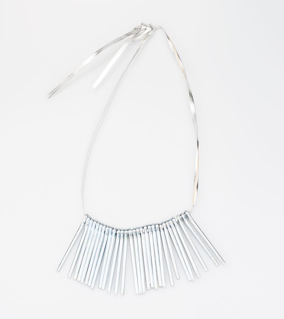 Splitpennen ketting | Sieraad - Belinda Brama